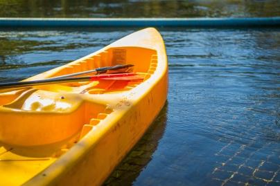 Kayak en Arnoia