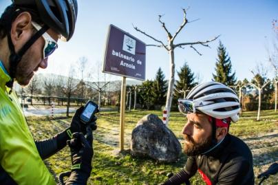 Ciclismo en Arnoia