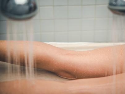 Masaje de piernas