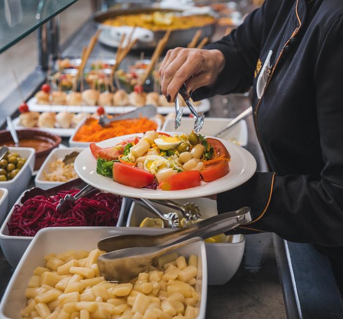 Alvea + buffet en Arnoia