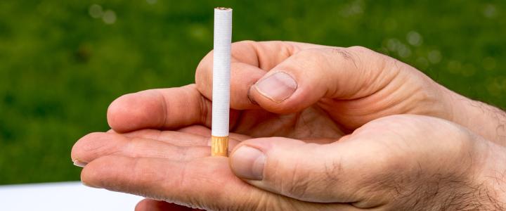 Di adiós al tabaco