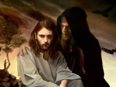 Jesús y el Diablo