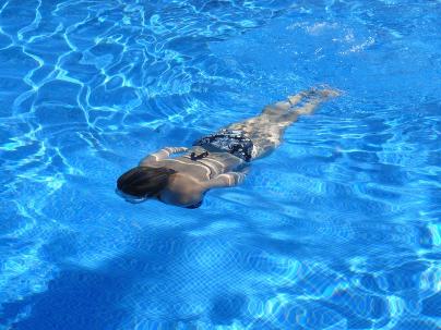 Ejercicios en el agua