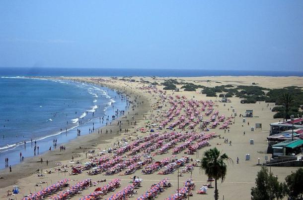 Playas del inglés