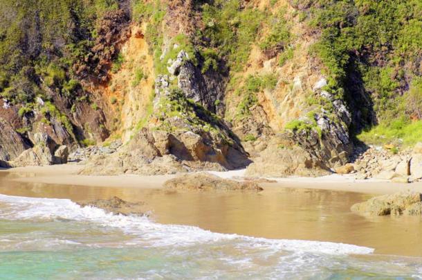 Playa de Porto Carrizo