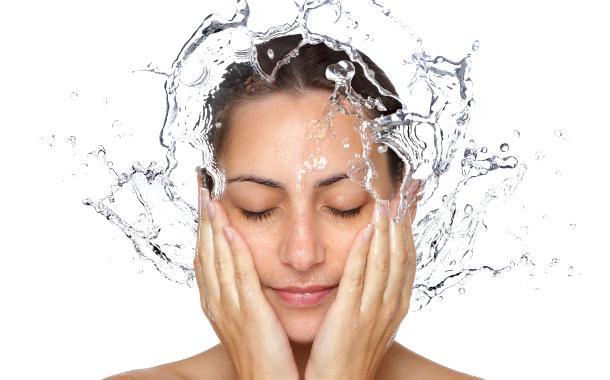 Agua y piel
