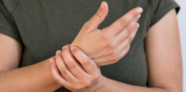 Movimiento de manos
