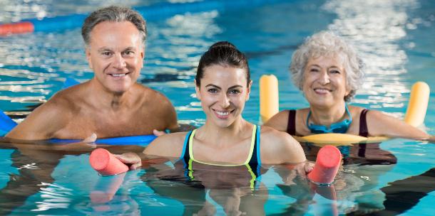 Deporte en el agua
