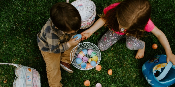 Pascua con niños