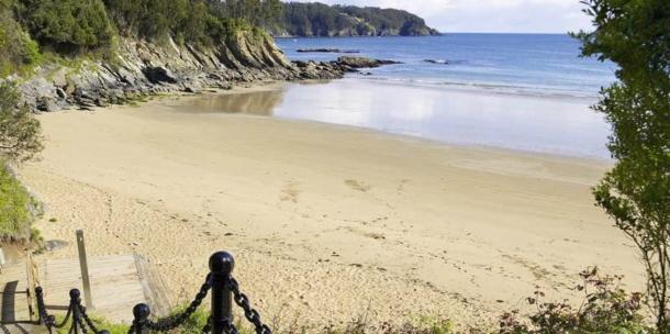 Praia de Sacido