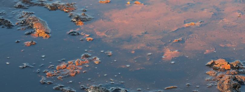 Aguas sulfurosas
